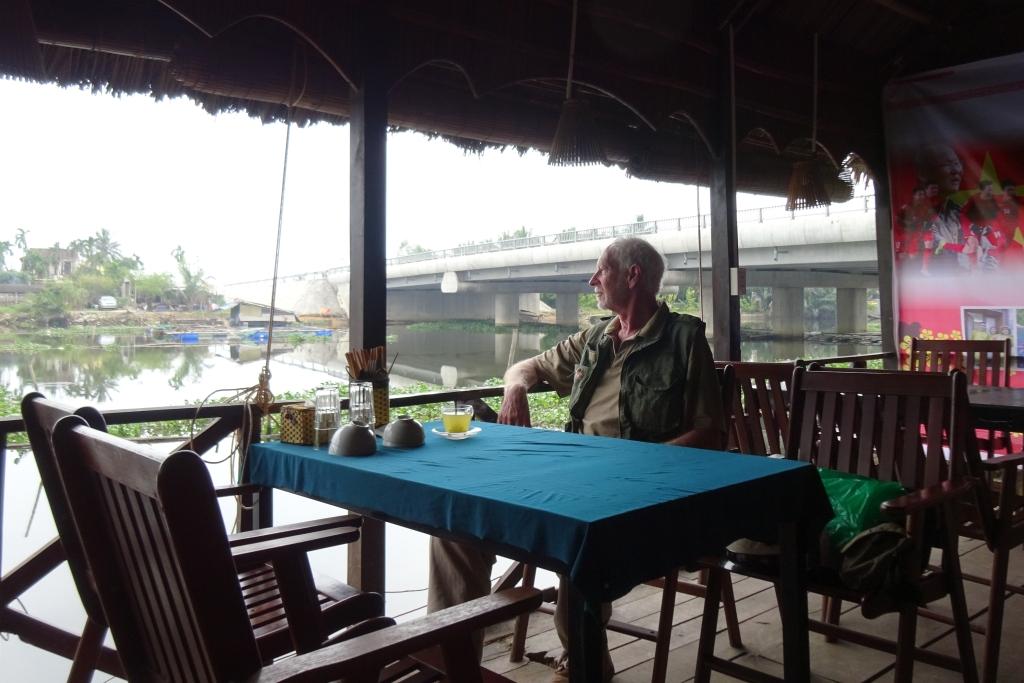 David Heidenstam, near Hoi An, Vietnam.