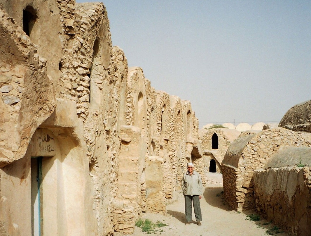 Felix Heidenstam, Ksar Ouled Soltane, Tunisia, 2002