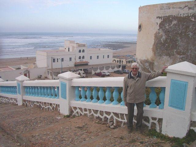 Felix Heidenstam, Sidi Ifni, Morocco